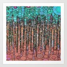 :: Love Overdose :: Art Print