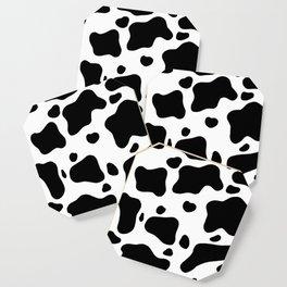 Cow Hide Coaster
