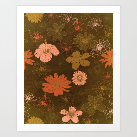 another kind of spring Art Print