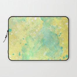 Lemon Teal Laptop Sleeve