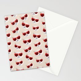 Lord Aries Cat - Pattern 005 Stationery Cards