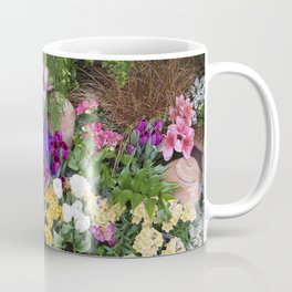 Floral Spectacular - Spring Flower Show Coffee Mug