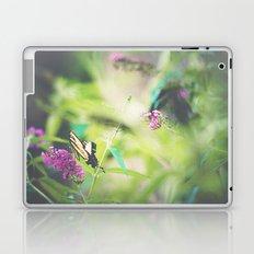 Flutterby Laptop & iPad Skin