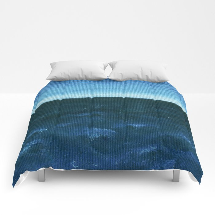 Night sea Comforters