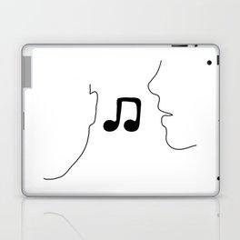 Music To My Ears Laptop & iPad Skin