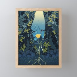 Clean Cut Framed Mini Art Print