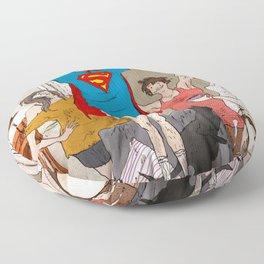 Superflatmate Floor Pillow
