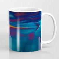 skyline Mugs featuring Skyline by Stephen Linhart