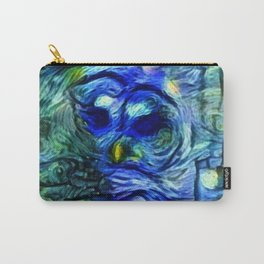 I'm So Blue Carry-All Pouch