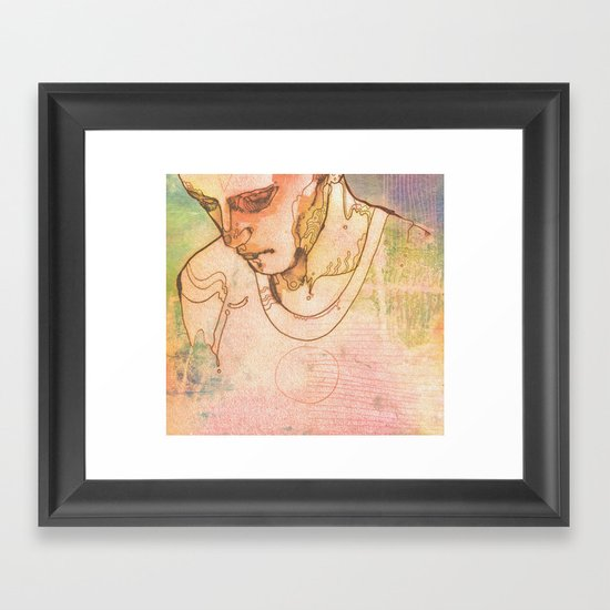 Lockwood Framed Art Print