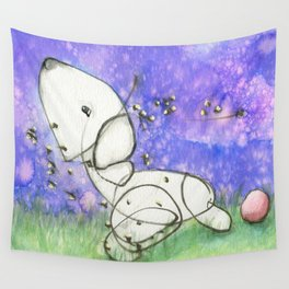 Firefly - A Collaboration with My Toddler Wall Tapestry