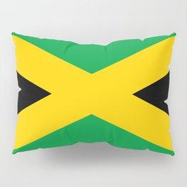 Jamaica flag Pillow Sham