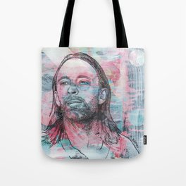 Thom Yorke - Give Up The Ghost Tote Bag