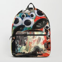 Googly Backpack