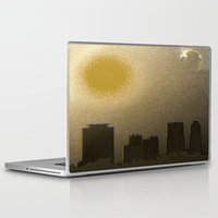 miami Laptop & iPad Skins featuring Miami by Maria Julia Bastias