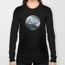 Planetary Bodies - Waves Long Sleeve T-shirt