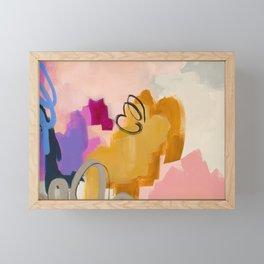 Sunset Hill Framed Mini Art Print