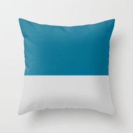 DARK BLUE/GREY PATTERN  Throw Pillow