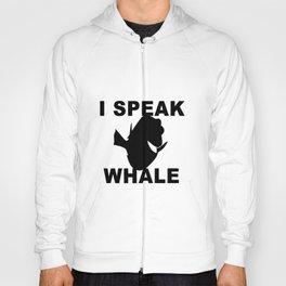 Finding Dory Speak Whale Hoody