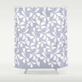 Leaf Laces Shower Curtain