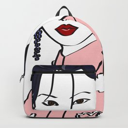 China Girl Backpack