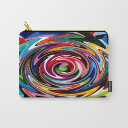 multi-coloured craze Carry-All Pouch