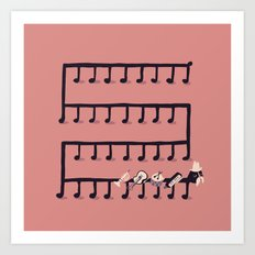 Music Maestro Art Print