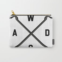 Gamer WASD Carry-All Pouch