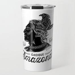 AMAZONAS CACIQUE Travel Mug