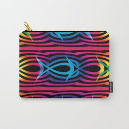 Rainbow Fishes Carry-All Pouch