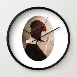 The Monarch Wall Clock