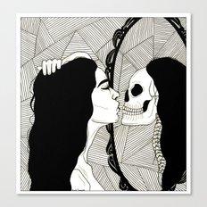 teen idle Canvas Print