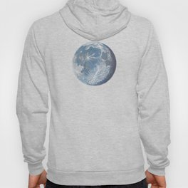 Moon Portrait 6 Hoody