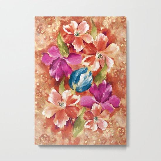 Spring flowers II Metal Print