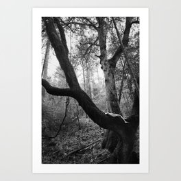 Rest - by Maryanne Gobble - Human Series Art Print