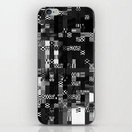 Glitch - 2 iPhone Skin