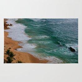 Beach F1 Rug