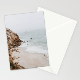 malibu coast / california Stationery Cards