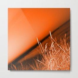 Sunrise over Southwald UK beach Metal Print