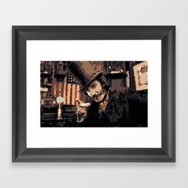 Gangs of New York Framed Art Print
