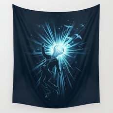 New Idea Wall Tapestry