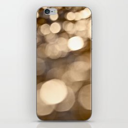 Sparkle iPhone Skin