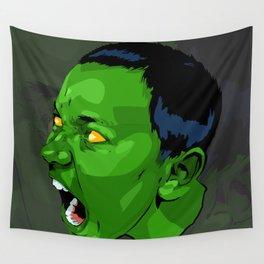 mini Hulk Wall Tapestry