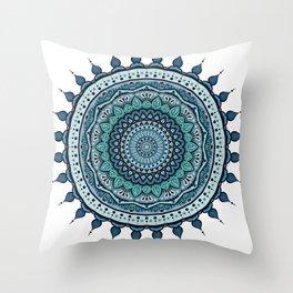 Mandala Armonia Throw Pillow