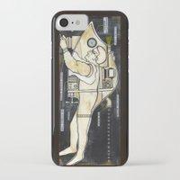 scuba iPhone & iPod Cases featuring Scuba Tech by jesse best