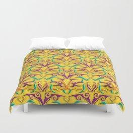 Tribal Pattern 1 Duvet Cover