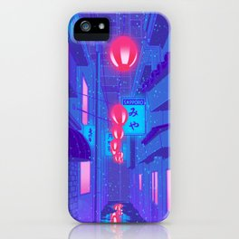 Shibuya Nights iPhone Case