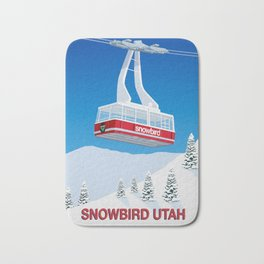Snowbird Ski Resort Bath Mat