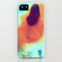 And You Lost Your Name iPhone Case