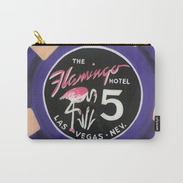 Flamingo - Casino Chip Series Carry-All Pouch